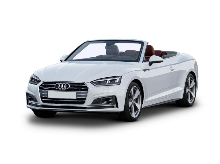 Audi A5 2.0 TDI S Line 2dr S Tronic  diesel cabriolet