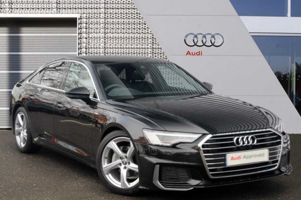 Audi A6 Black Edition | Auto Express