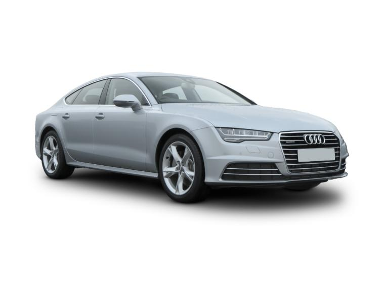 Audi A7 3.0 TDI Quattro 272 Black Edition 5dr S Tronic  sportback special editions