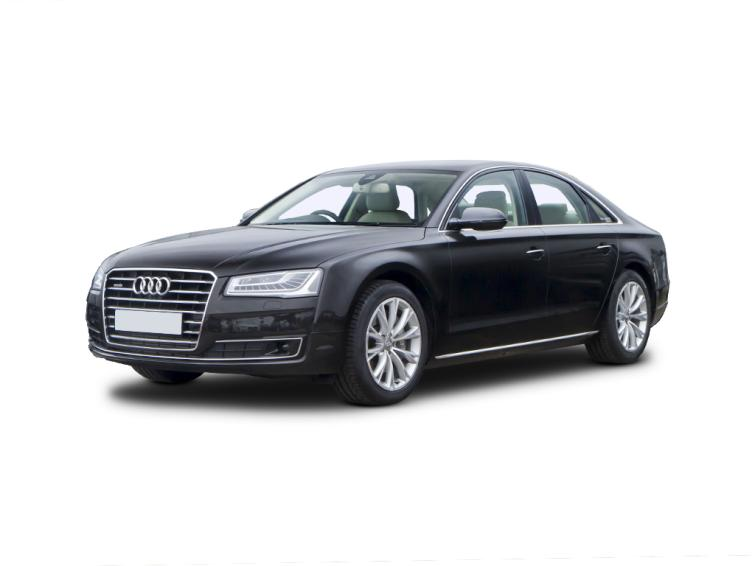Audi A8 3.0 TDI Quattro Black Edition 4dr Tip Auto  saloon special editions
