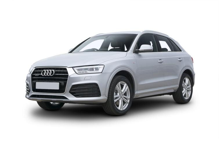 Audi Q3 1.4T FSI S Line Edition 5dr S Tronic  estate special editions