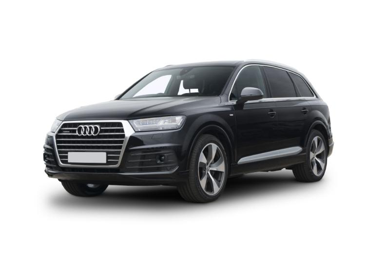 Audi Q7 50 TDI Quattro Black Edition 5dr Tiptronic  diesel estate