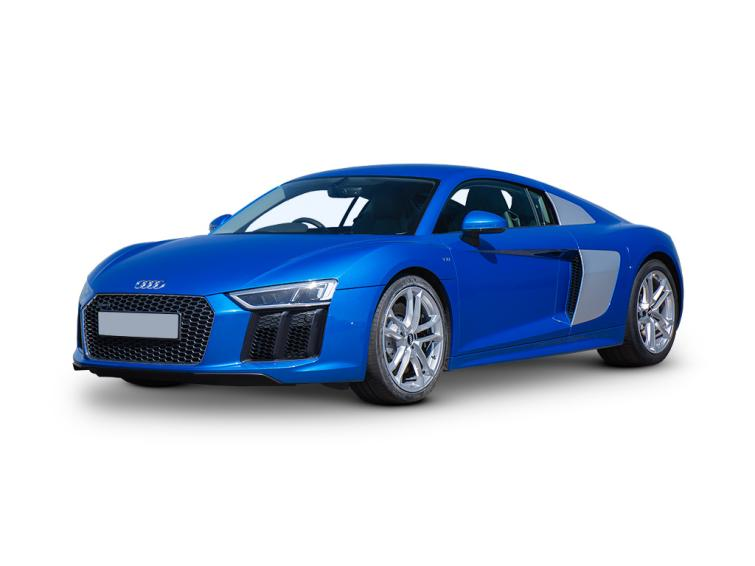 Audi R8 5.2 FSI V10 Rear Wheel Series 2dr S Tronic  coupe special editions