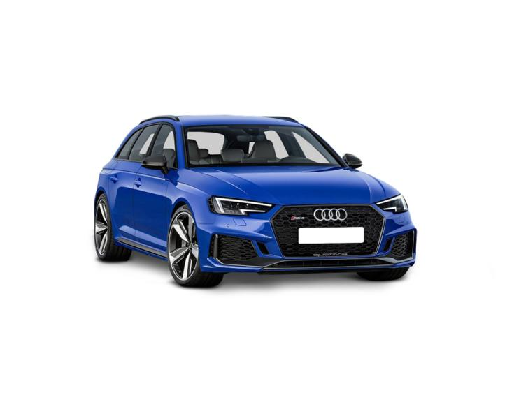 Audi RS4 2.9 TFSI Quattro Carbon Edition 5dr Tip tronic  avant special edition