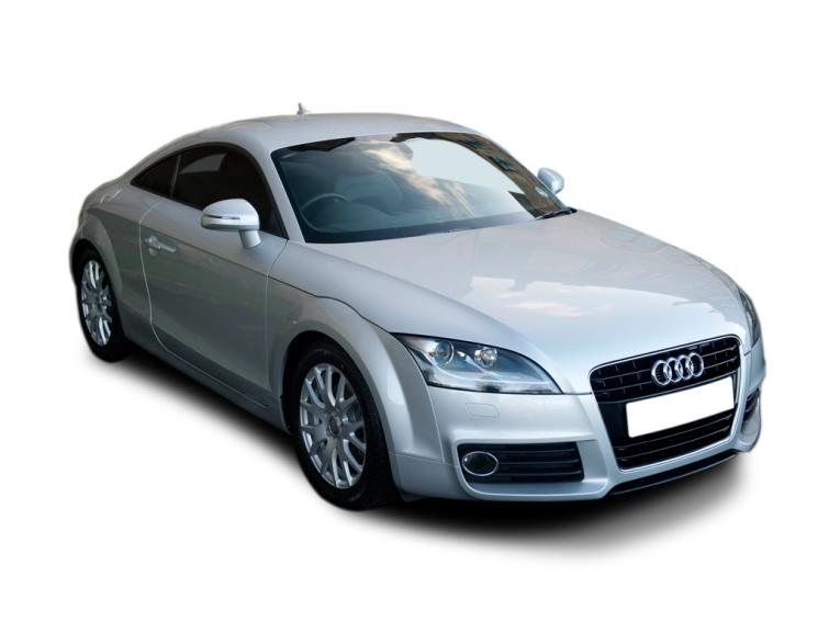 Audi TT 2.0T FSI Black Edition 2dr  coupe special editions
