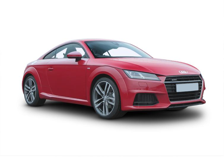 Audi TT 2.0 TDI Quattro Black Ed 2dr S Tronic [Tech Pack]  coupe special editions