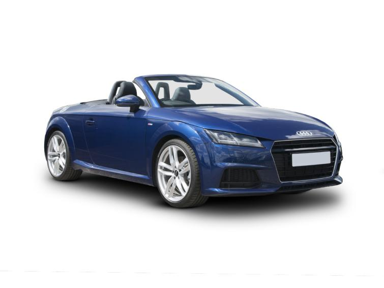 Audi TT 1.8T FSI Black Edition 2dr  roadster special editions