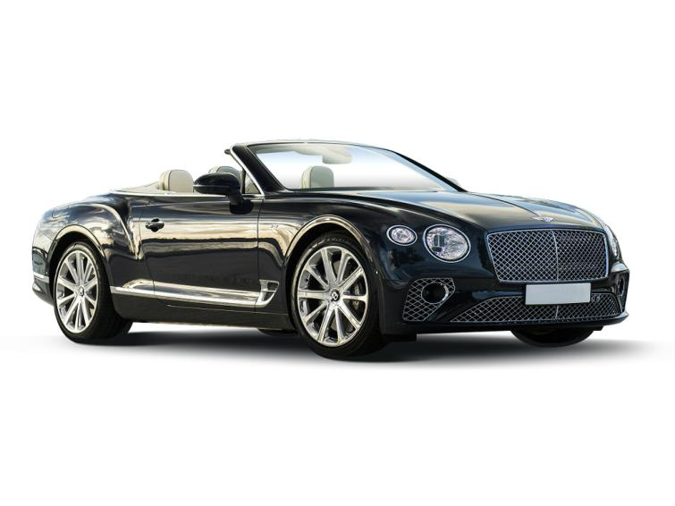 Bentley Continental GTC 4.0 V8 2dr Auto  convertible