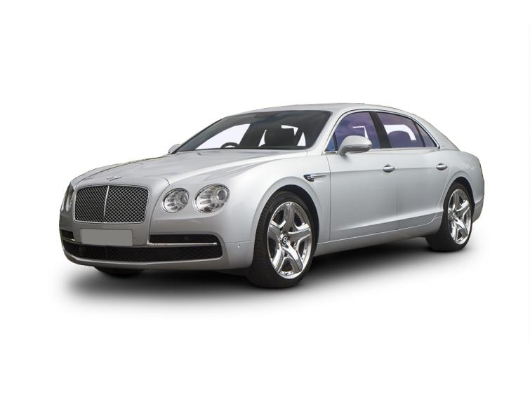 Bentley FLYING SPUR 6.0 W12 4dr Auto  saloon