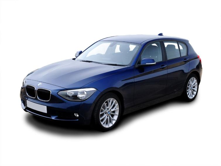 BMW 1 Series 116d EfficientDynamics 5dr  diesel hatchback