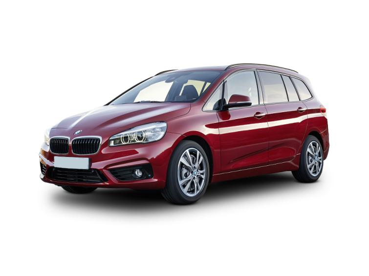 BMW 2 SERIES 218d Luxury 5dr Step Auto  diesel gran tourer