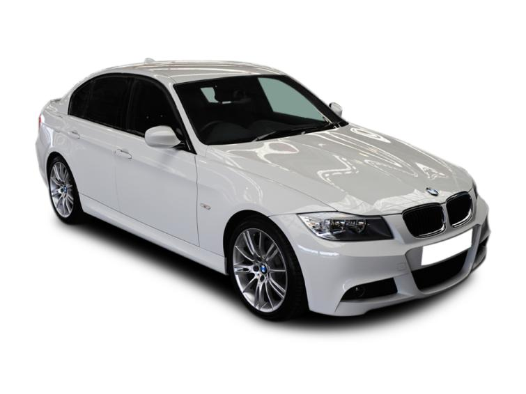 BMW 3 Series 320d EfficientDynamics 4dr  diesel saloon