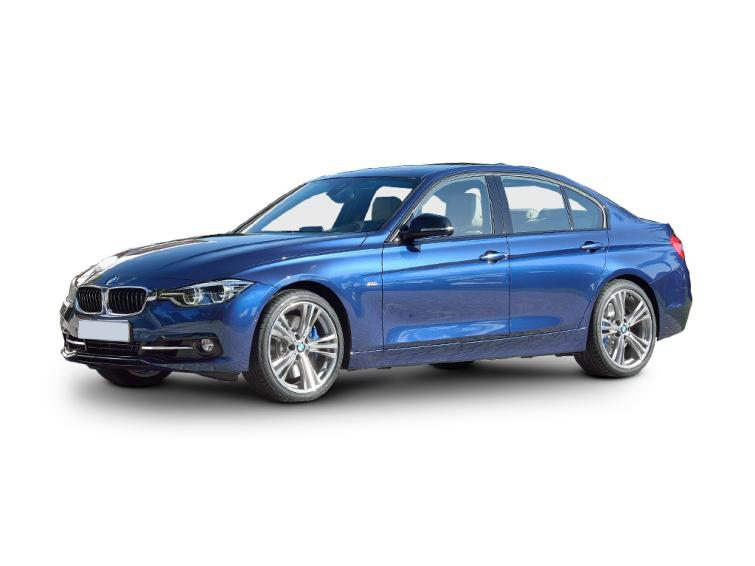 BMW 3 Series 320d EfficientDynamics Plus 4dr Step Auto  diesel saloon