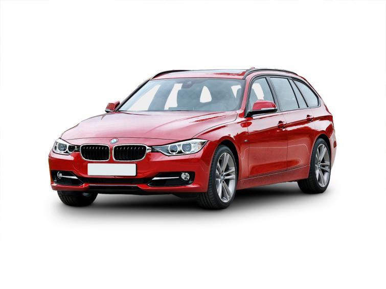 BMW 3 Series 320d EfficientDynamics Plus 5dr  diesel touring