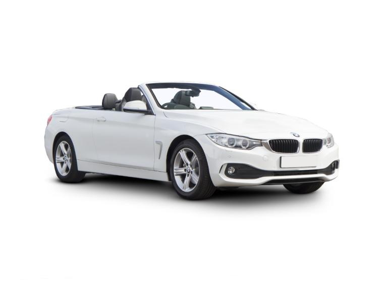 BMW 4 SERIES 420d [190] M Sport 2dr [Professional Media]  diesel convertible