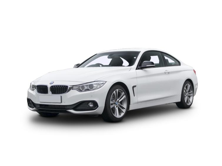 BMW 4 SERIES 420d [190] xDrive M Sport 2dr Auto [Prof Media]  diesel coupe