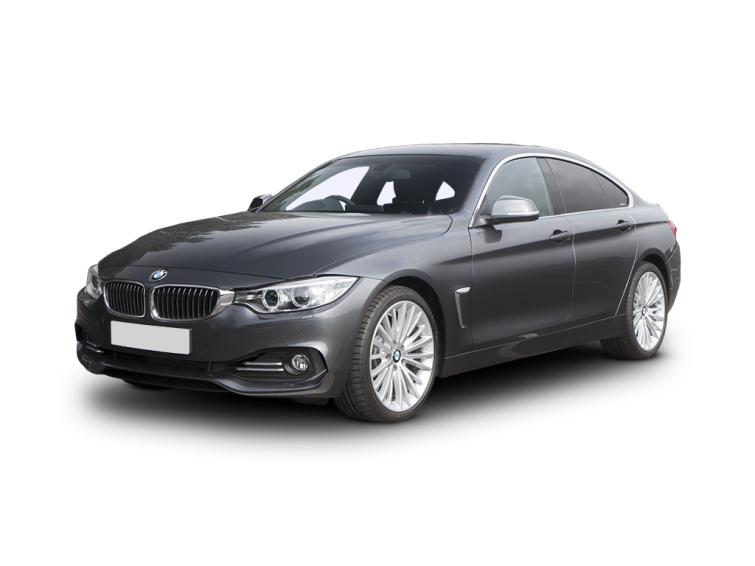 BMW 4 SERIES 420d [190] xDrive M Sport 5dr Auto [Prof Media]  gran diesel coupe
