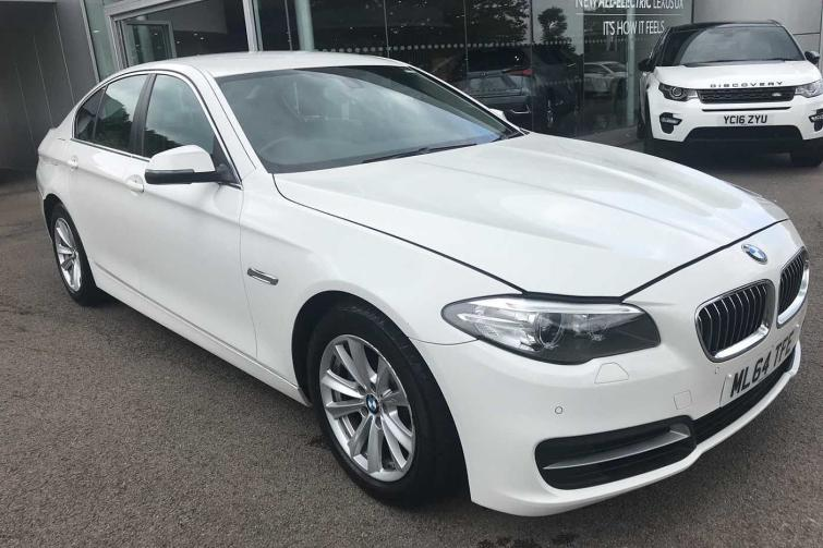 BMW 5 Series SE