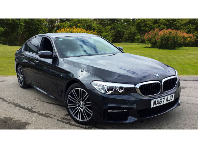 BMW 5 Series saloon 2019 review | Carbuyer