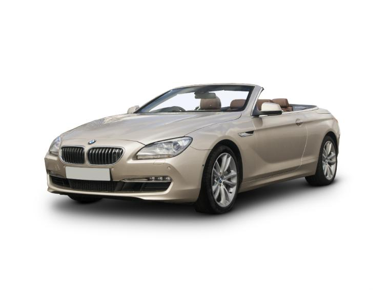 BMW 6 Series 650i [449] M Sport 2dr Auto  convertible