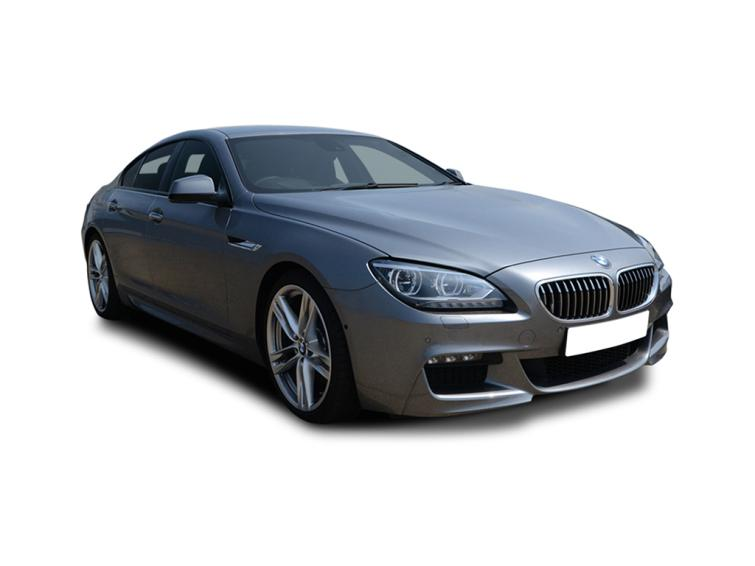 BMW 6 Series 640i M Sport 4dr Auto  gran coupe