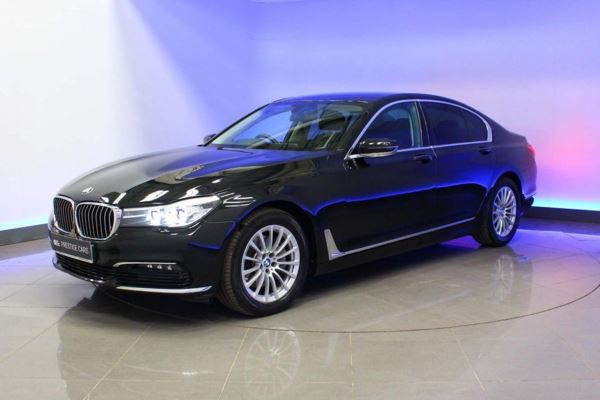 BMW 7-series review - prices, specs and 0-60 time | Evo