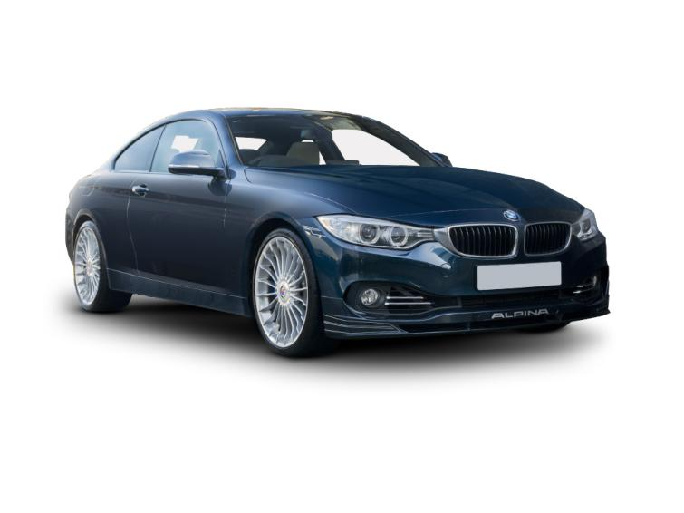 BMW Alpina D4 3.0 Bi Turbo 2dr Switch-Tronic  diesel coupe