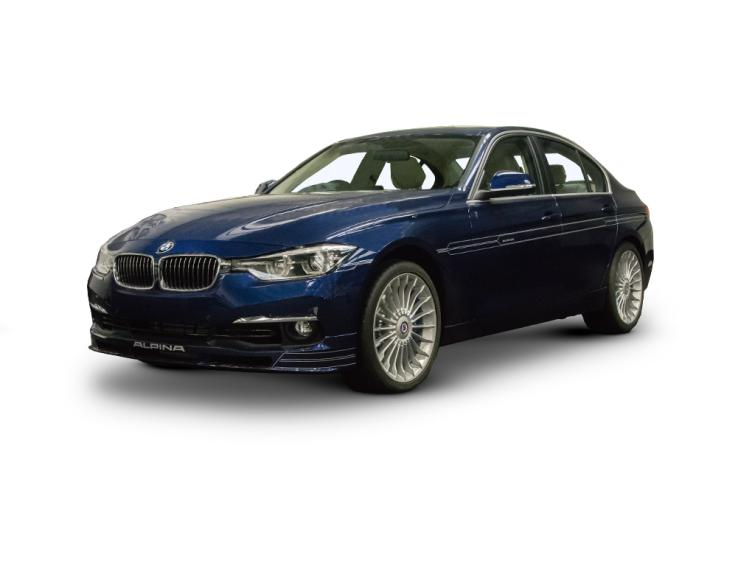 BMW Alpina B5 Edition 50 V8 Bi Turbo 4dr Switch-Tronic  saloon special editions