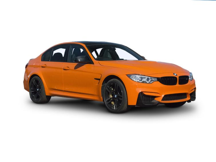 BMW M3 M3 4dr DCT [Competition Pack]  saloon