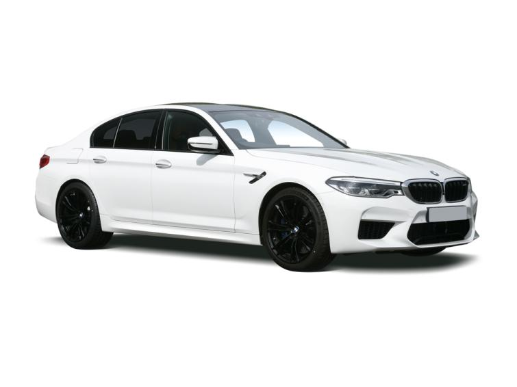 BMW M5 M5 4dr DCT [Competition Pack]  saloon
