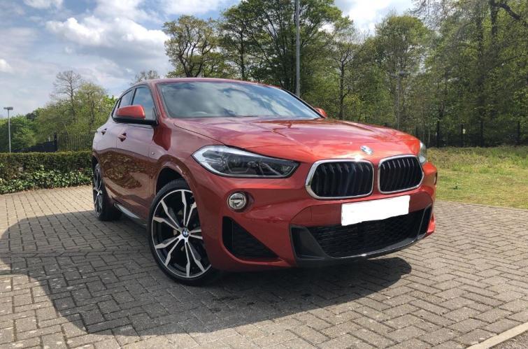 BMW X2 review   Auto Express
