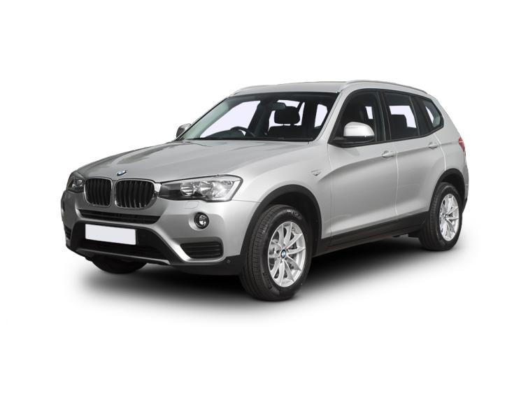 BMW X3 xDrive30d M Sport 5dr Step Auto  diesel estate