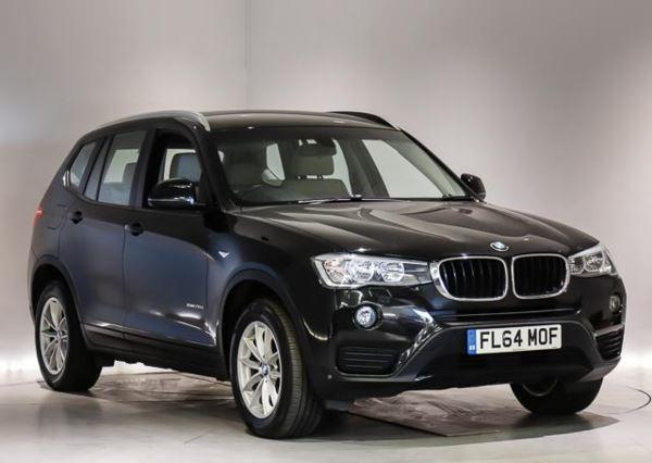 BMW X3 SE