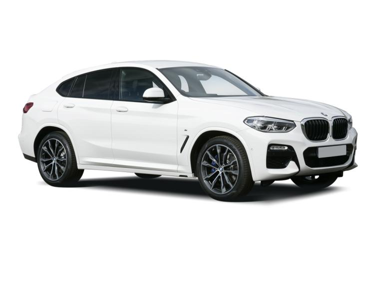 BMW X4 xDrive30d M Sport X 5dr Step Auto  diesel estate