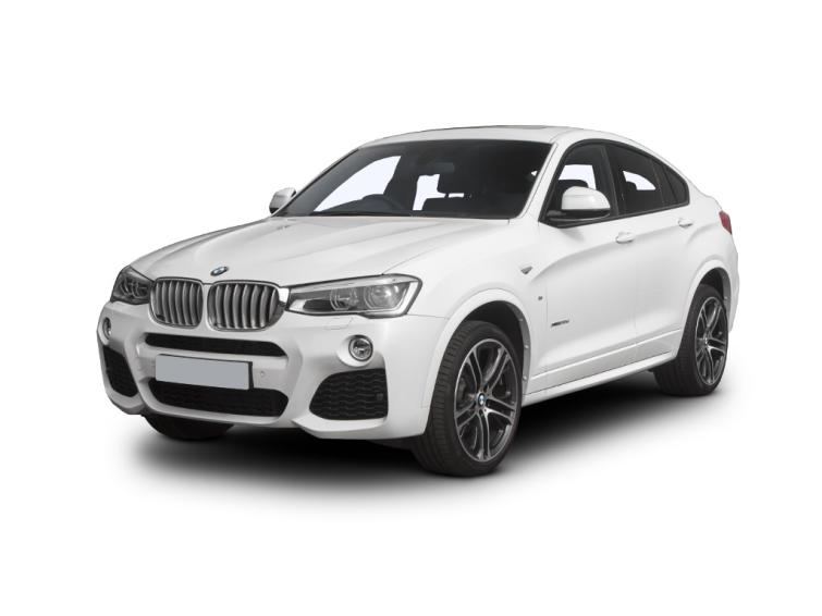 BMW X4 xDrive30d M Sport 5dr Step Auto  diesel estate