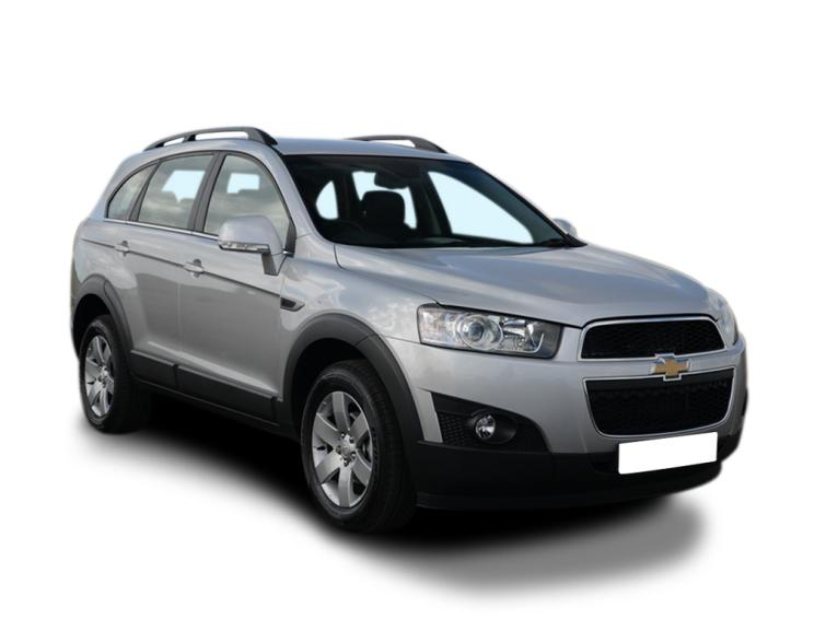 Chevrolet Captiva 2.2 VCDi LTZ 5dr Auto [7 Seats]  diesel estate