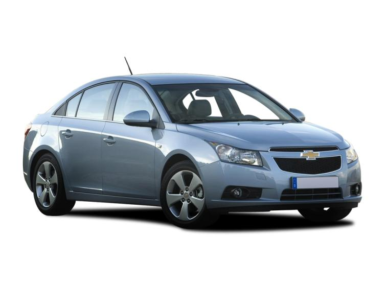 Chevrolet Cruze 2.0 VCDi 163 LTZ 4dr [Executive Pack]  diesel saloon