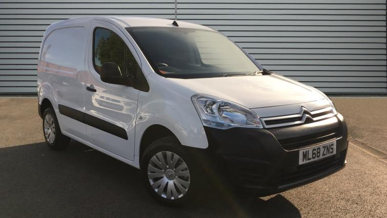 Citroen Berlingo 1.6 BlueHDi 850Kg Enterprise 100ps  l1 diesel Van