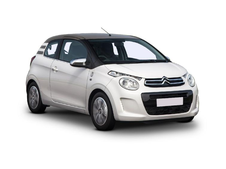 Citroen C1 1.0 VTi Flair 3dr [Start Stop]  hatchback