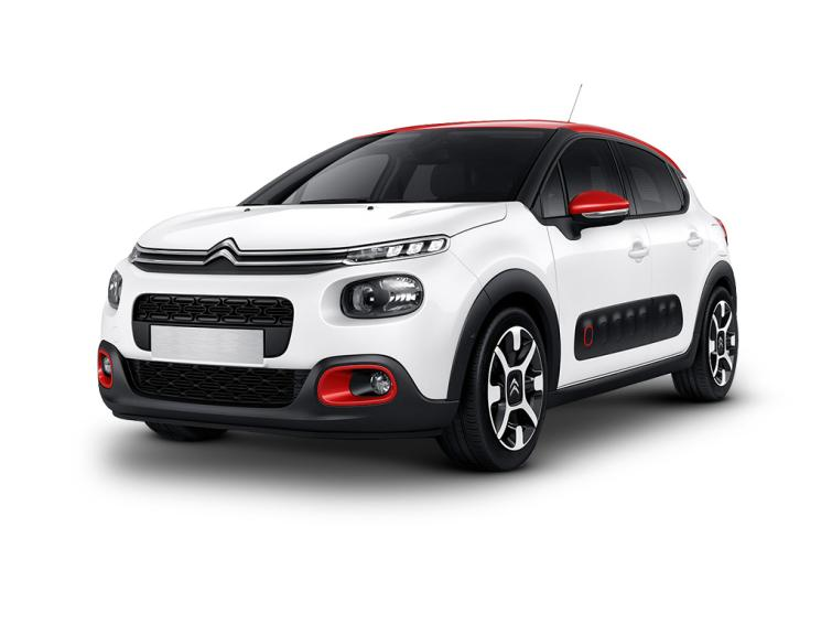 Citroen C3 1.2 PureTech 110 Feel 5dr  hatchback