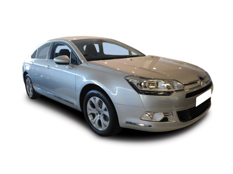 Citroen C5 2.0 BlueHDI 16V Exclusive 180 4dr EAT6 Techno Pk  diesel saloon