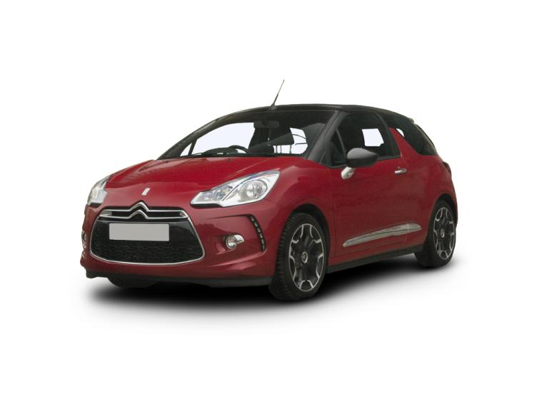 Citroen DS3 1.6 e-HDi Airdream DStyle Plus 2dr  diesel cabrio