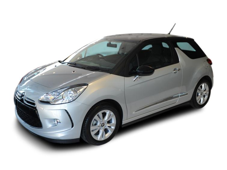 Citroen DS3 1.6 e-HDi Airdream DStyle Plus 3dr  diesel hatchback (2010-2015)