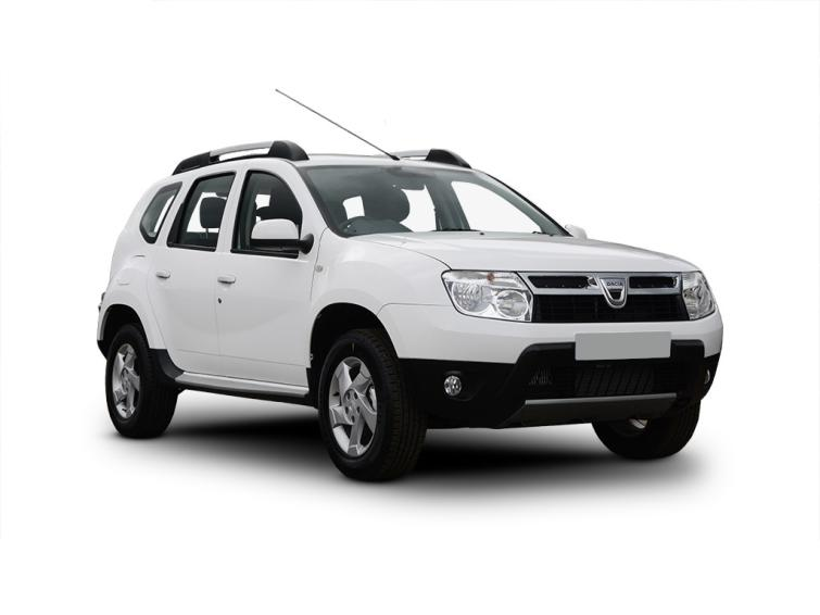 dacia duster 1 5 dci 110 laureate 5dr 4x4 diesel estate. Black Bedroom Furniture Sets. Home Design Ideas
