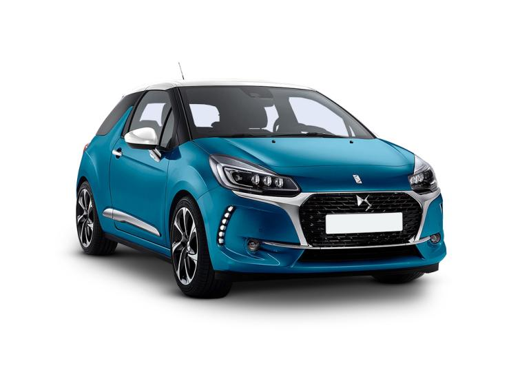 DS  3 1.2 PureTech Connected Chic 3dr  hatchback