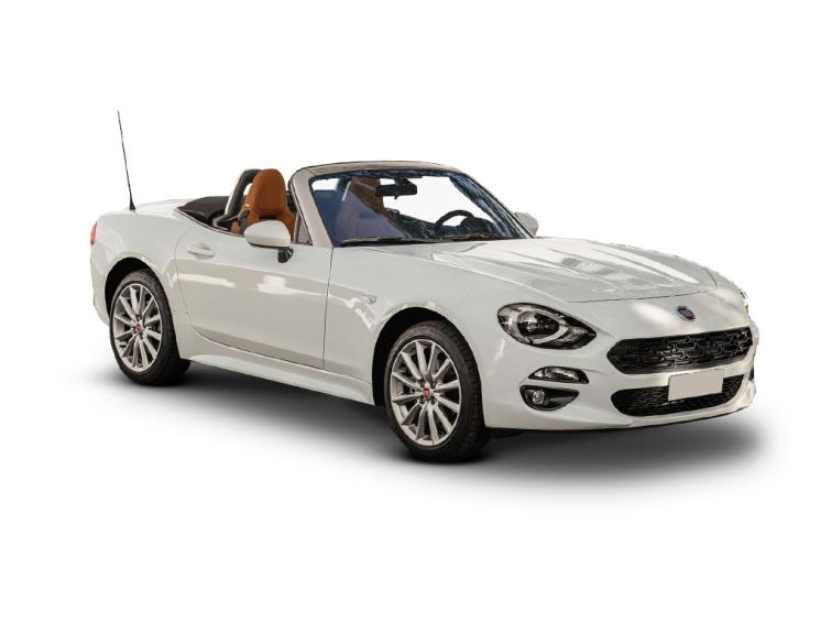 Fiat 124 SPIDER 1.4 Multiair Lusso Plus 2dr  convertible