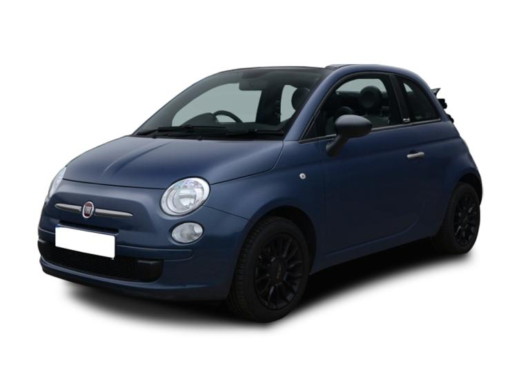 Fiat 500 1.2 Lounge 2dr [Start Stop]  c convertible