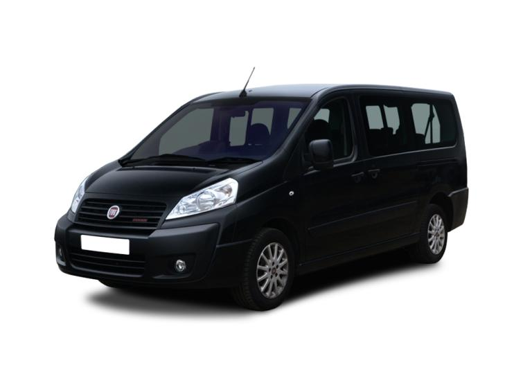 Fiat Scudo 2.0 Multijet 163 Family 8 Seat L2 5dr  panorama diesel estate
