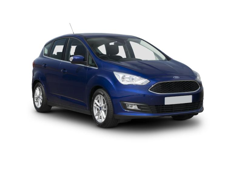 Ford C-MAX 1.5 TDCi Zetec Navigation 5dr  diesel estate