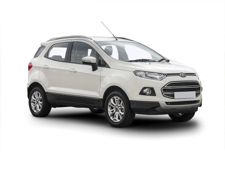 Ford ECOSPORT 1.5 Zetec 5dr Powershift  hatchback